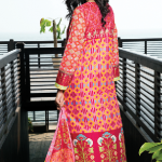 Amna Ismail Embroidered Lawn 2015