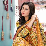 Amna Ismail Embroidered Lawn beautiful and eye touching dress