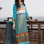 Amna Ismail Embroidered Lawn Collection 2015 beautiful design