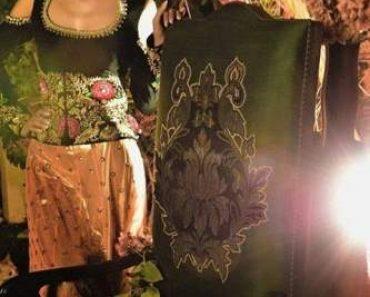 Designer Tabassum Mughal Bridal Wear Dresses 2015
