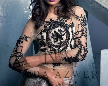 Nida Azwer Summer Fashion Wear Dresses 2015