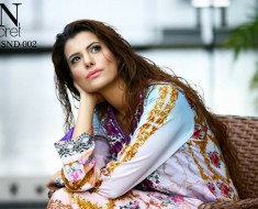 Hot summer dresses by Sobia Nazir