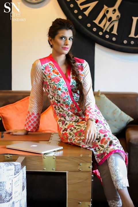 Sobia Nazir fashion for wome