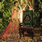 Tabassum Mughal Bridal Wear Dresses 2015