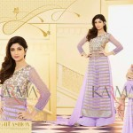 eid dresses modeling by Shilpa Shetty