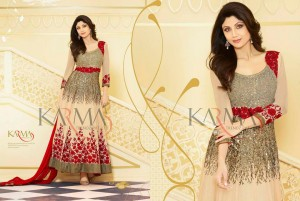 2015 Stylish Indian Shilpa Shetty Eid Wear