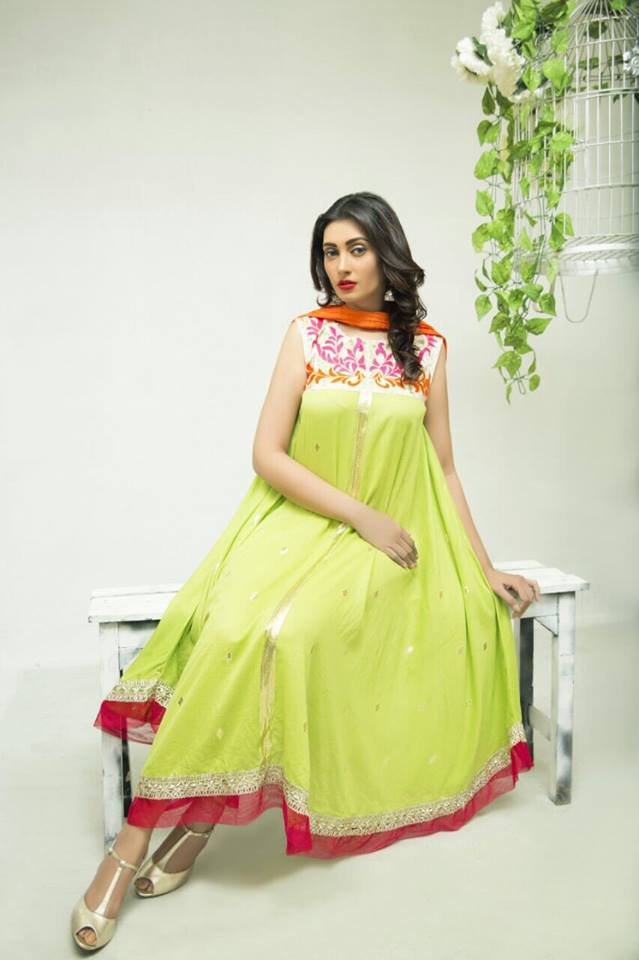 Ginny Summer Eid Wear Collection 2015 for Women