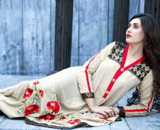 Cotton Summer Eid Wear Collection 2015 for Women