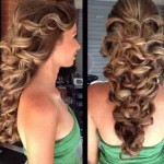 beautiful back hair design