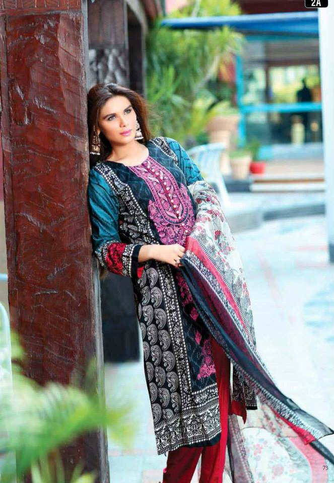 New fashion 2015 for women Aisha Chottani