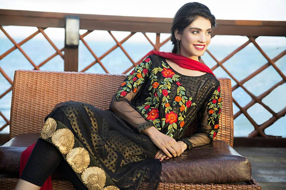 Cotton Ginny Summer Eid Wear Collection 2015 for  ladies