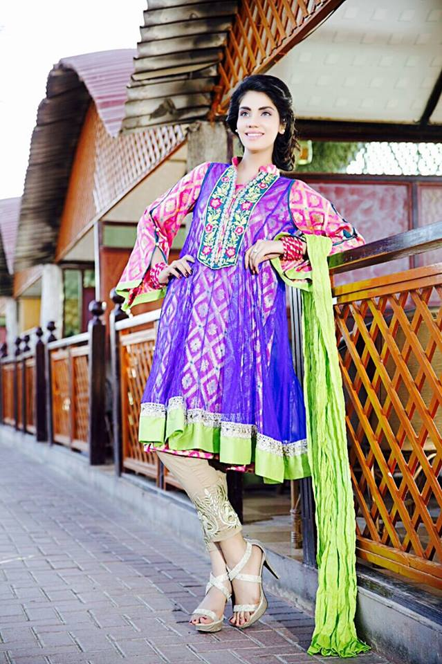 Cotton Ginny Summer Eid Wear Collection 2015 for Women