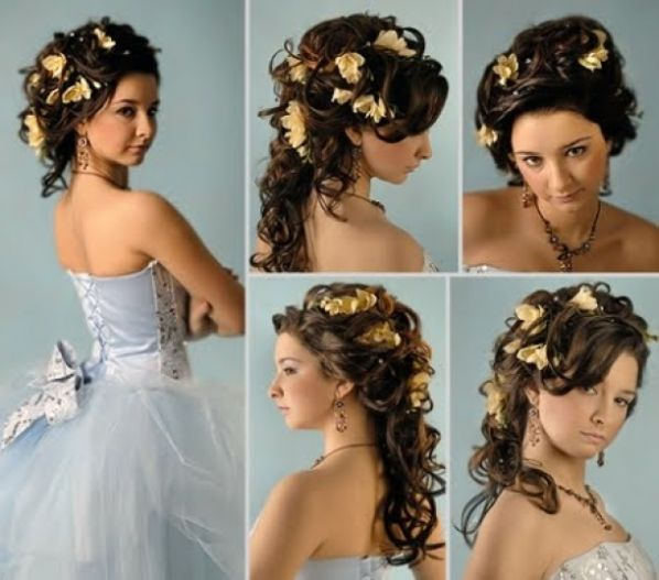 New Hairstyles For Wedding Party Ideas