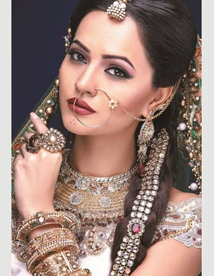 Indian and Pakistan makeup 2015