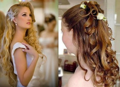 how to make party hairstyle for long hair
