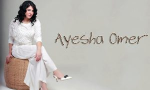 Pakistani model and actress Ayesha Omer hd pictures