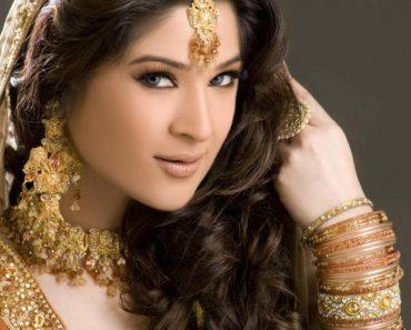 Ayesha Omer bridal jewerly Ayesha Omer