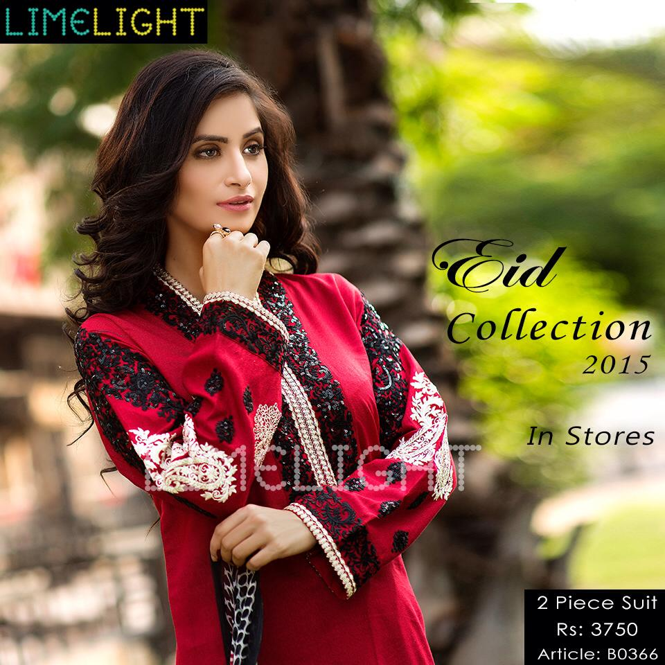 Limelight Colorful Eid ul fiter Dresses collection 2015