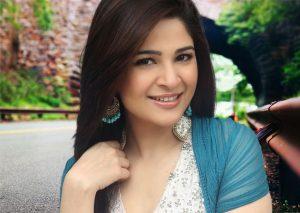 Ayesha Omer eid wear jewlery