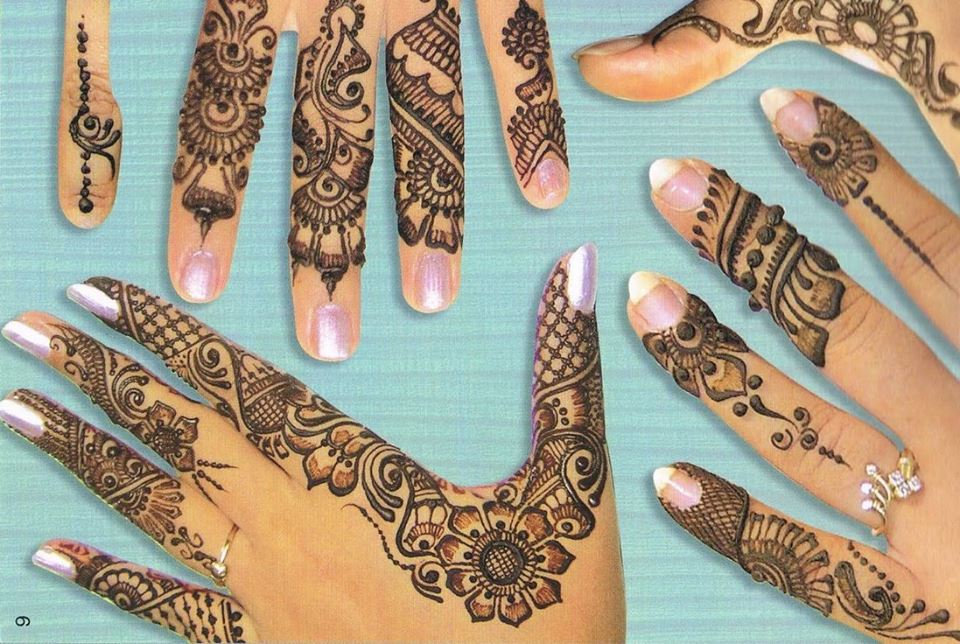 Home made Mehndi 2020new design