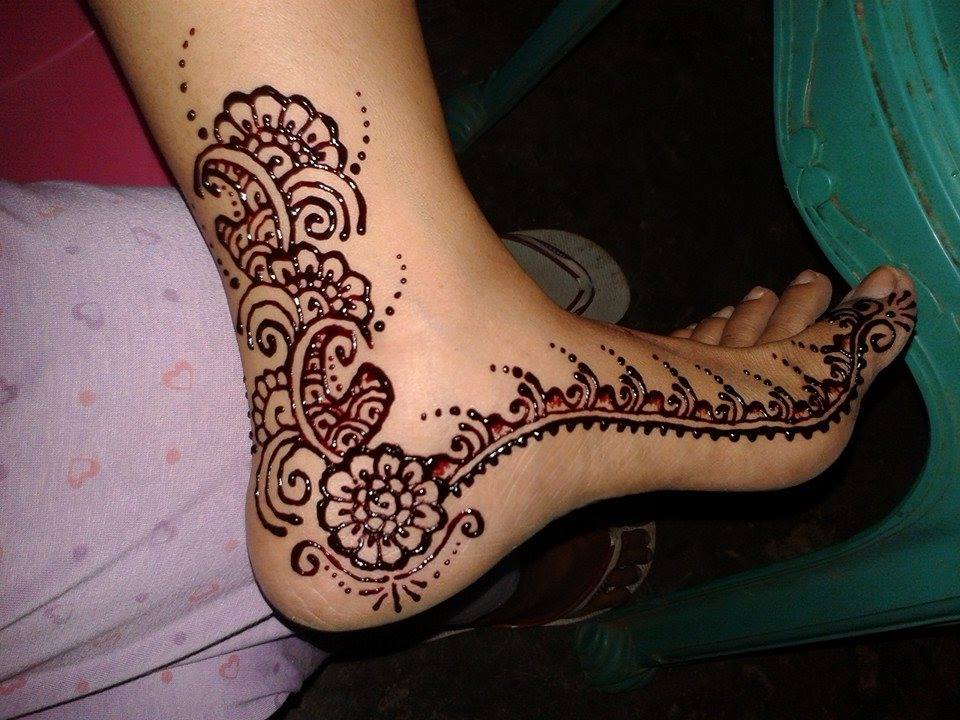 how to prepare mehndi for eid ul fitr