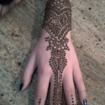 Hinna Mehndi 2015 new design