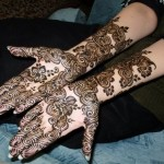 Cute Mehendi Henna designs 2015 - 2016