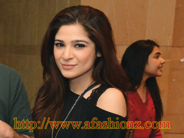 Ayesha Omer all Biography 2015