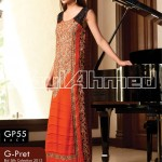 G-Prêt Vol 1&2 Exclusive Silk Collection 2015.16 - GUL AHMED