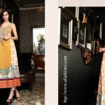 Firdous Eid ul Adha Dress Collection 2015 For Girls