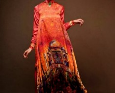 Hadiqa Kiani Eid Ul Adha dress Collection 2015