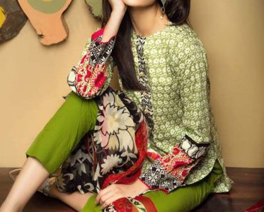 Khaadi Cambric Autumn Lawn Print 2015-2016 for GIrls