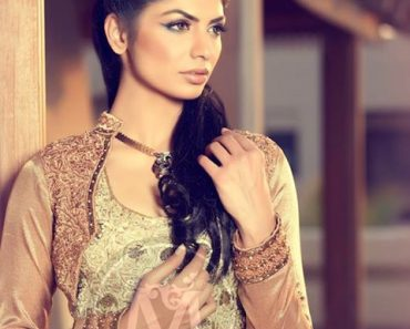 Perfect Dusk Dress collection By Mifrahs for Eid ul Adha