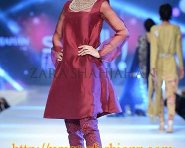Zara Shahjahan Vintage Collection 2015-16