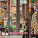 Semi Stitched Dresses for Girls 2015-16 by LALA CLOTHING