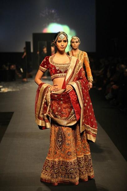 Indian Ritu Kumar latest bridal wears - photo #29