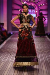 Indian Ritu Kumar latest bridal wears