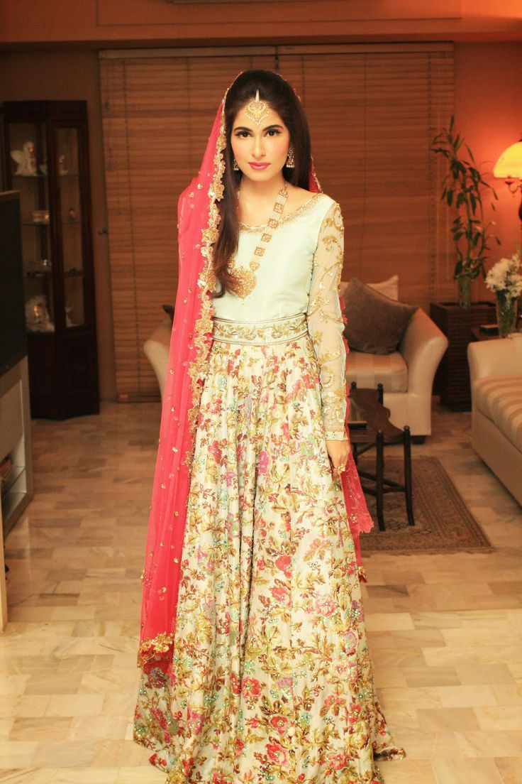 Pakistani best bridal dress collection 2015 16 for Pakistani dresses for wedding parties