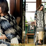 Al-Zohaib Cambric Monsoon Printed Lawn For Girls 2015-2016