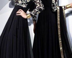 Dazzling Dresses For Evening Wear By Kaneesha For Girls 2015-2016 Gallery