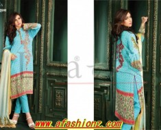 Embroidered Girl's Classy Dresses Vol.2 2015-16 by Lala