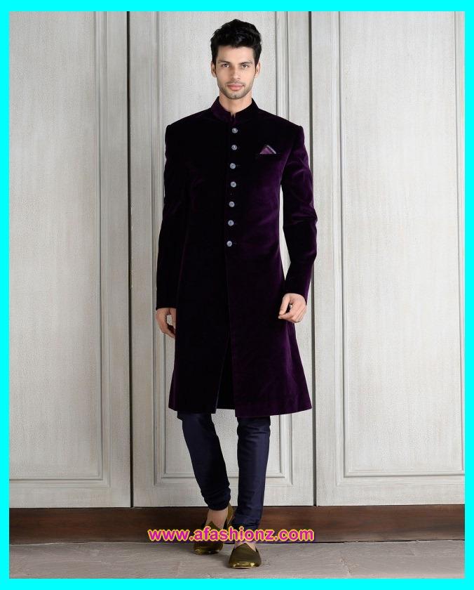 Modern dress wear for men - Nikah Dress For Women Amp Sherwani Dress For Men Design 2015 16