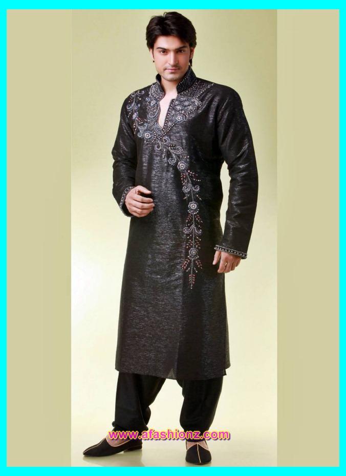 Nikah Dress For Women & Sherwani Dress For Men Design 2015-16 New Style Dresses For Man 2013