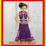 Latest Indian Pakistani Frock Designs For Girls & Kids 2015