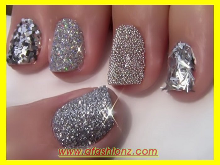 Latest Cute Nail Design Art Collection For Women Of 2015
