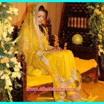 Stylish Bridal Mehendi & Groom Walima Dresses Designs