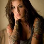Gallery Of Tattoos Designs For Women2016