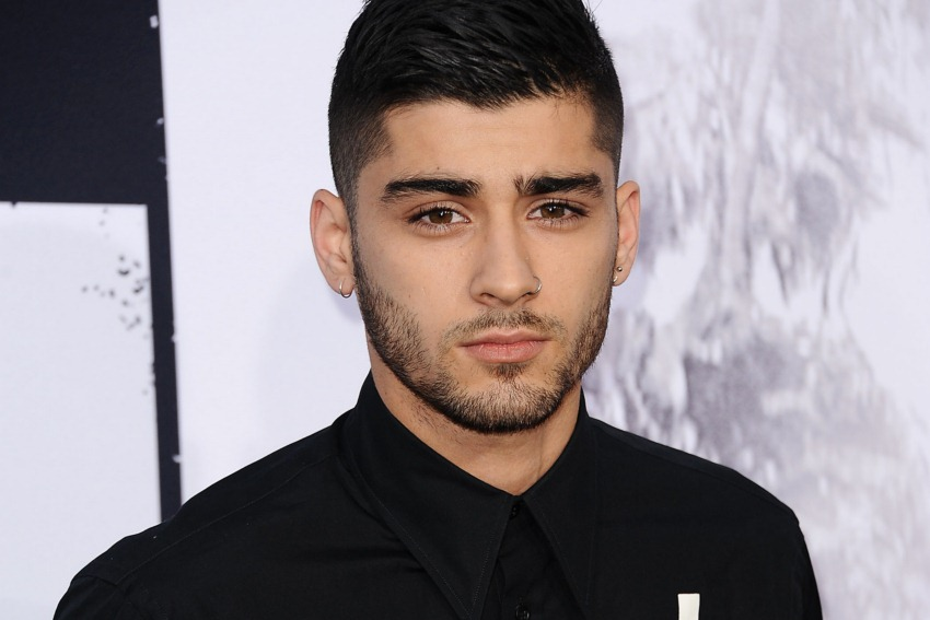 Singer Zayn Malik Best Hairstyle Haircut Look