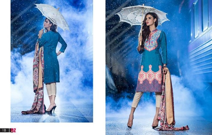 AlZohaib special Wintry Linen