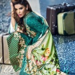 AlZohaib Wintry Linen designs fro gielss